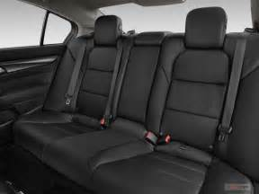 Acura Tl Leather Seats 2013 Acura Tl Interior U S News Best Cars