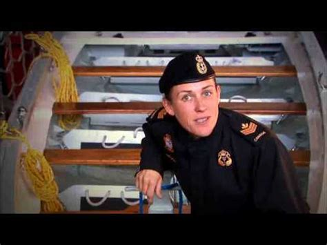 boatswain canadian forces canadian navy boatswain youtube