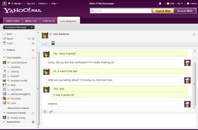 philippine chat room yahoo messenger yahoo messenger for the web im with friends without downloading