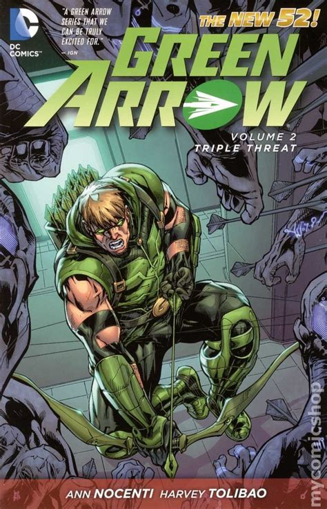Dc Comics Green Arrow 2 green arrow tpb 2012 2016 dc comics the new 52 comic books