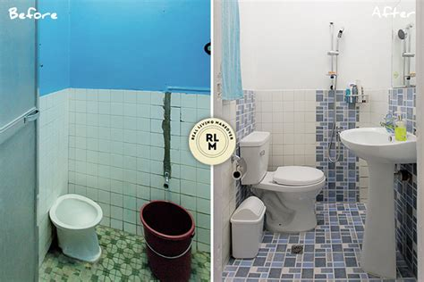 RL Makeovers: A Living, Dining, and Bathroom Makeover in Quezon City RL