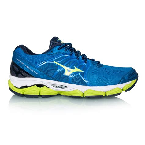 mizuno wave horizon 2 mens mizuno wave horizon mens running shoes directoire blue