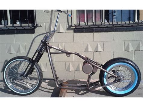 Harley Davidson Rolling Chassis by Harley Davidson Sportster Style Rigid Springer Rolling Chassis