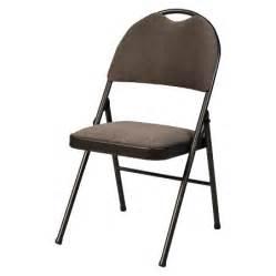 sudden comfort padded high back folding chair set