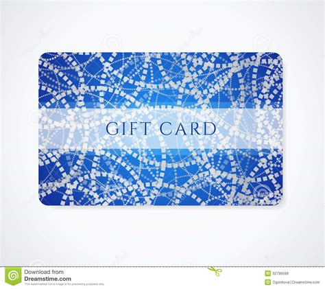discount card template business card gift card discount card pattern royalty