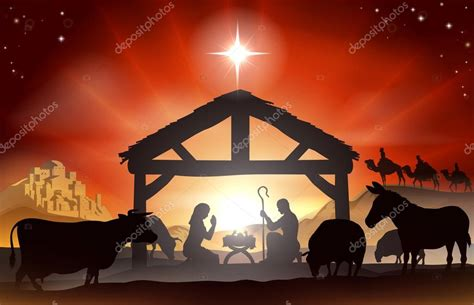 google images christmas nativity christmas nativity scene stock vector 169 krisdog 31939875