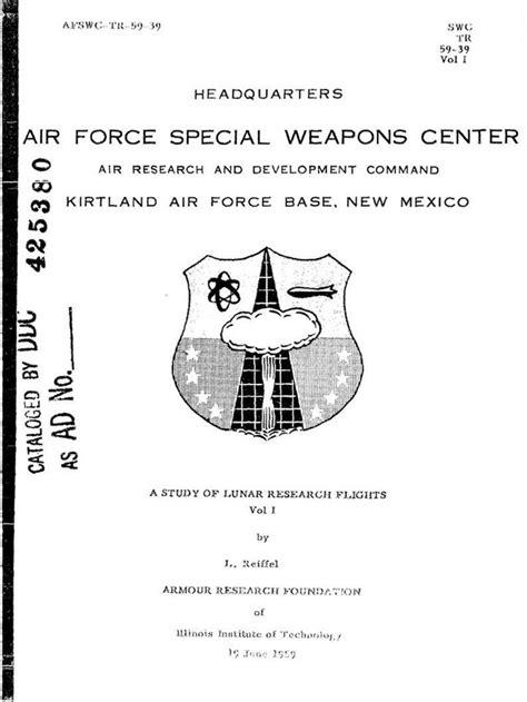 Atomic Bomb On Moon? U.S. Had Secret Plan To Nuke Moon