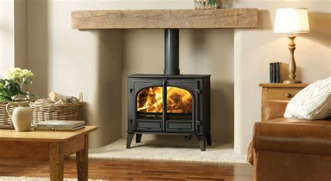 stockton 14hb boiler stove traditional wood burning