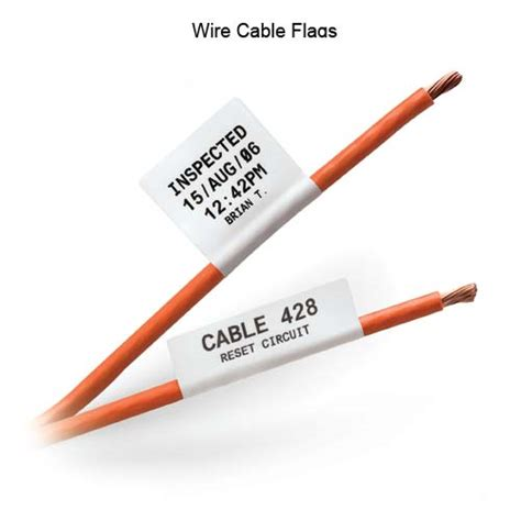 wire labels cable labels tags pictures to pin on pinsdaddy