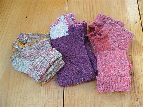 diy woolen socks diy fingerless mitts diy earth news