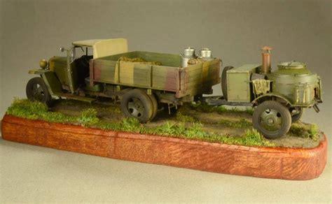 Miniart 35134 Gaz Mm Mod 1943 miniart models 35134 gaz mm mod 1943 cargo truck 35061 soviet field kitchen pk 42 35550