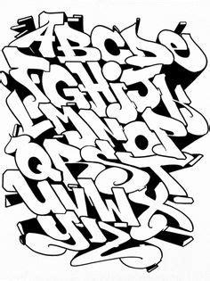 graffiti throw  alphabets google search graffiti