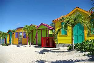 caribbean homes for colorful caribbean houses images color color