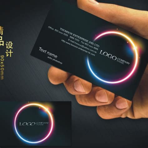 Free Custom Business Cards custom black business card printing free design and