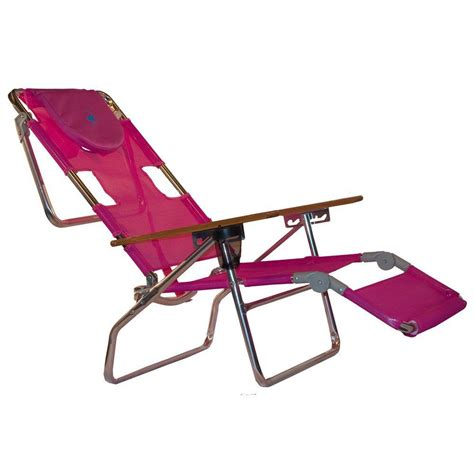 Pink Chaise Lounge Chair by Ostrich 3 In 1 Patio Chaise Lounge Chair Pink Http Www