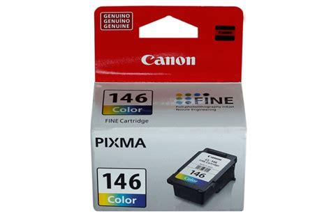Tinta Canon Cl 41 Color Original tinta canon cl 146 color ktronix tienda