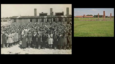 auschwitz and after bbc news in pictures auschwitz birkenau then and now