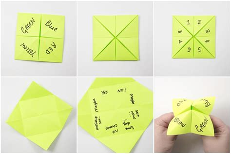 How To Make Cootie Catchers Out Of Paper - cootie catcher template free printable origami cootie