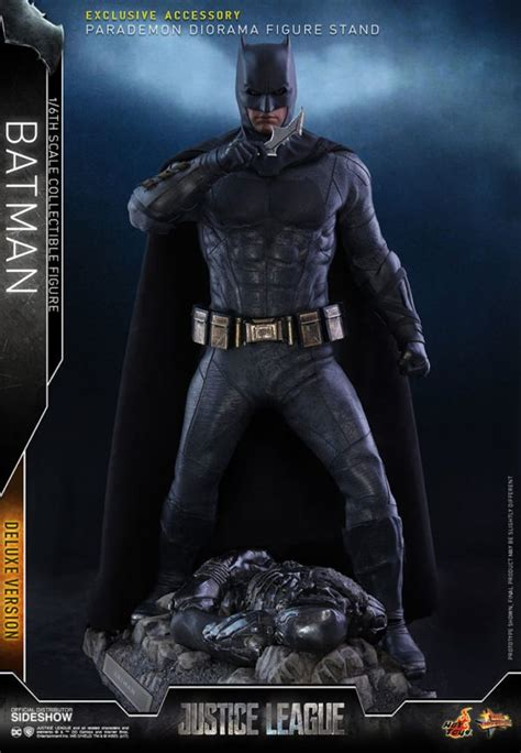 justice league film order hot toys justice league movie masterpiece batman