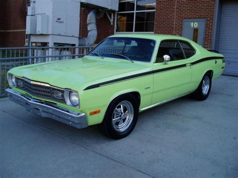 1973 plymouth duster 340 for sale 1973 plymouth duster 340 375 4 speed 1 awesome
