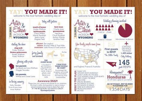 Wedding Ceremony Quiz by Best 25 Wedding Programs Ideas On Wedding