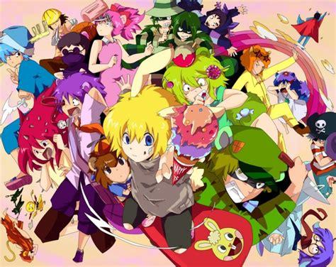 foto art anime happy tree friends