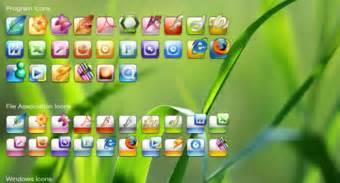 10 free desktop icons sets