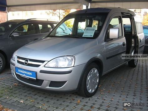 opel combo 2008 2008 opel combo 1 4 twinport air car photo and specs
