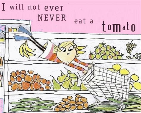 Never Not by 101 Picture Books 95 I Will Never Not Eat A