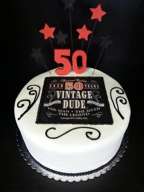 Love This Cake Design For Alexs Bday Vintage Dude