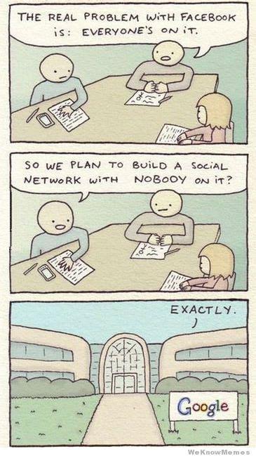Meme Google Plus - how google plus was formed weknowmemes