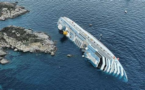 why did the costa concordia sink costa concordia will it sink the cruise industry telegraph