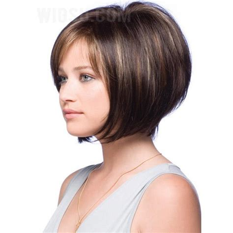 hairstyles with synthetic extensions classy short straight bob hairstyle synthetic hair