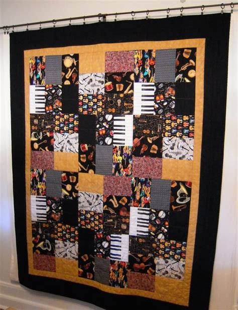 music themed quilt patterns musical theme quilt