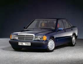 Mercedes 190 D Mercedes 190 E 2 3 Avantgarde Quot Azzurro Quot W201 1992