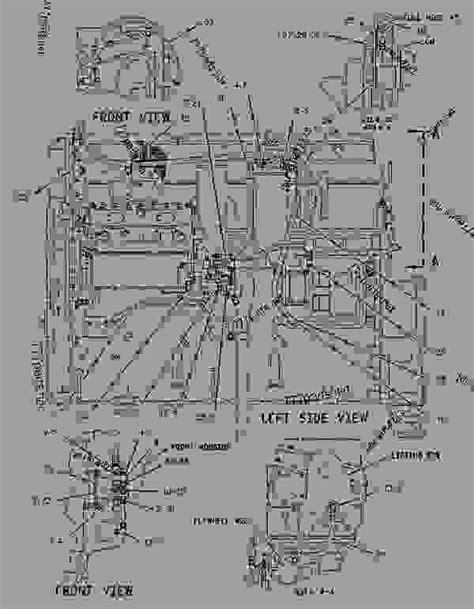 cat  fuel pump wiring diagrams