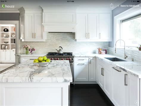 houzz tile backsplash kitchen glazing cabinets with for