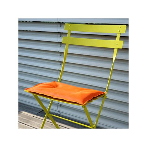 seat cushions for bistro chairs fermob seat cushion for bistro metal chair verbena