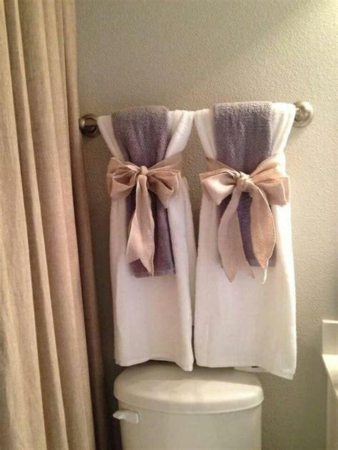 bathroom towel folding ideas 21 best decorative towel folding images on pinterest