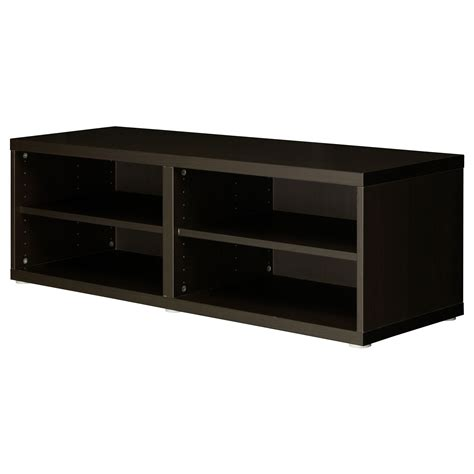 besta shelf unit best 197 shelf unit height extension unit black brown