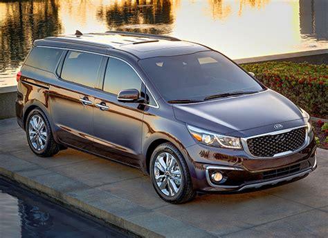 Kia Sedona Consumer Reports Best Minivans 2015 Consumer Report Autos Post