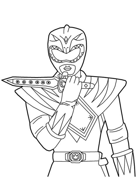 girl power rangers coloring pages power rangers samurai the gold ranger free coloring pages