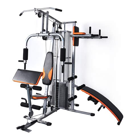 es 409 multi strength fitness 4 station home equipment