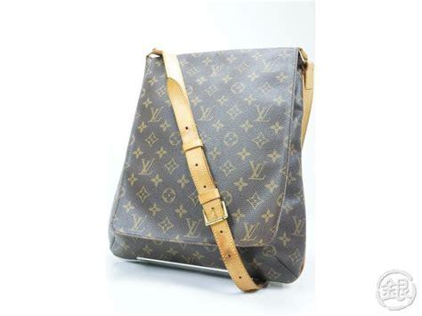 Lv Louis Vuitton Musette Messenger Bag Branded Authentic Preloved authentic pre owned louis vuitton lv musette large