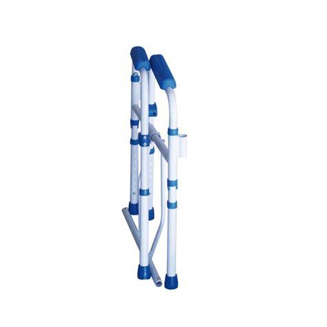 Chaise Garde Robe Pliante by Orkyn Herdegen Chaise Garde Robe Pliante Blue Steel 3 En