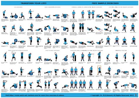 home gym workout plan workouts healthy living pinterest exercise at home