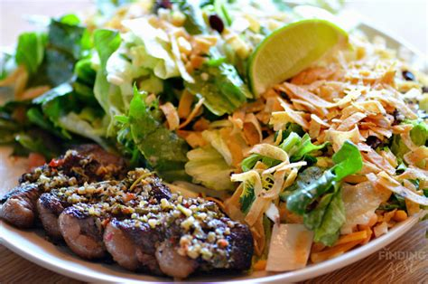Applebee S House Salad by Applebee S New Wood Grilled Salads Finding Zest