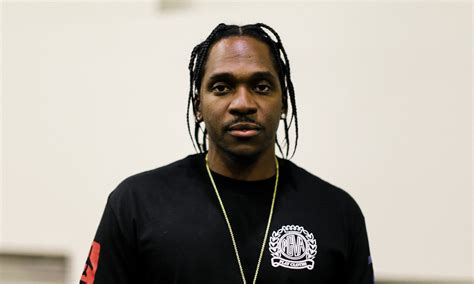 pusha t hairstyle street style pusha t in play cloths and yeezy boost 350