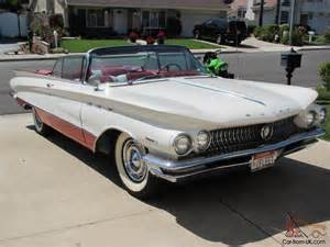 Buick Invicta 1960 1960 Buick Invicta Convertible 401c I V8 Car