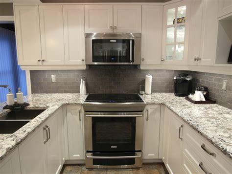 Kitchen Countertop And Backsplash Combinations by Cambria Bellingham Quartz White Cabinets Backsplash Ideas